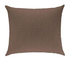Coussin décoratif 40×40 pour canapé Palette / Euro-Palette | Couleur du Hamster |