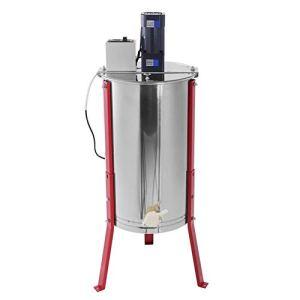 Estink Extracteur Miel, 220V en Acier Inoxydable Électrique 3 Cadre Séparateur Extracteur de Miel pour l'Apiculteur