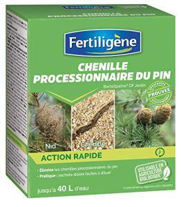 Fertiligène Insecticide Biologique Chenille Processionnaire du Pin, 200m²