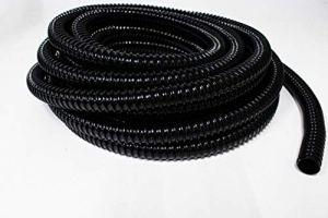 Hero Tuyau en spirale pour bassin 19 mm x 10 m