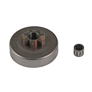 HUSQVARNA – Tambour d'embrayage générique, pignon de chaîne et roulement de coupe 41136137141142