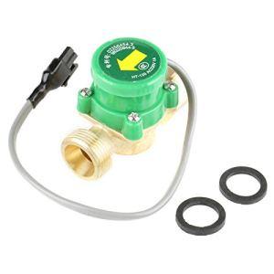 Interrupteur de débit de pompe à performances stables, utilisation sûre, interrupteur de pompe à eau de conception compacte, résistance aux températures élevées pour la pressurisation de