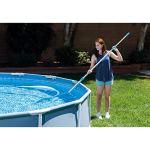 Intex Kit epuisette et aspirateur de Fond pour piscines