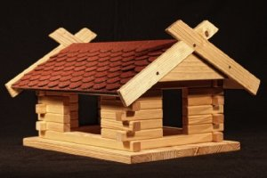 KEXMY Bird House Building kit
