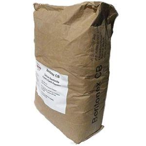 Mistral Bentonex CB – Argile Bentonite Calcium 25Kg – Poudre – Montmorillonite Calcium / Terre pleine (2x25kg)