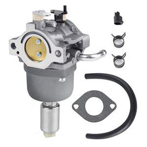 NIERBO Kit de Remplacement de Carburateur Convient pour Tondeuses à Gazon Briggs & Stratton 18hp Intek Engine Part # 594593, 794572, 697141, 697190, 698445, 791888, 793224, 792358, 791858
