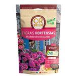 Or brun Engrais hortensias granulés UAB, Sachet de 650g, Non Applicable