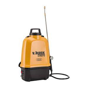 Pompe à épaule électrique V.Black E-Pro 16 L volpi batterie au lithium