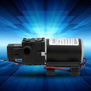 SALUTUYA Pompe à Membrane décharge de Pression Pompe Haute Pression régulation Automatique Pompe de surpression Protection Contre la surpression pour Piscine