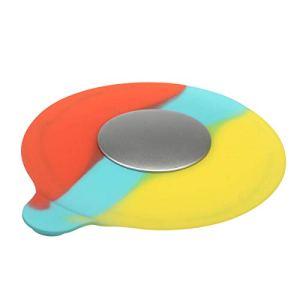 U/D Bouchon universel coloré en silicone pour évier de cuisine, baignoire, évier
