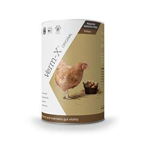 Verm-X Granule pour Volaille 250 g