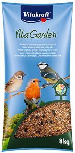 Vitakraft Mélange de Graine – pour Oiseaux du Ciel – 8 kg