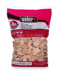 Weber Stephen Products 17140 Copeaux de cerisier 192 po (0,003 cub, 0,9 kg