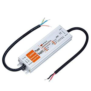 Yafido 12 V étanche IP67 transformateur 220v Convertisseur 12V LED Transfo 50W Adapteur 12v 4.16A DC pour Ampoule MR16 GU5.3 MR11 G4
