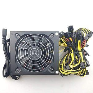 1600W Puissance d'alimentation d'ordinateur minière ANTMINER PICO PSU ASIC Bitcoin Miner pour RX 470 RX 580 RX 570 RX480 ATX BTC