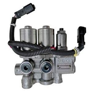 22F-60-21201 22F-60-31600 22F6031600 Ensemble Délectrovanne de Pompe Principale pour Excavatrice Komatsu PC45MR-3 PC50MR-2 PC55MR-3 PC18MR-2 PC18MR-3 PC35MR-2 PC35MR-3 PC40MR-2