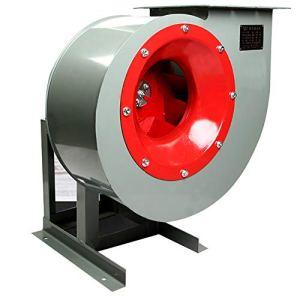 Blower Wmarking UK Ventilateur en Acier au Carbone à Turbine à Ailes Multiples, Ventilateur Industriel à économie d'énergie de Moteur en cuivre, Barbecue, Cuisine, Usine, Atelier, Grand Lieu Public