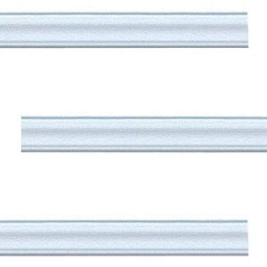 Blue Wave 24-Inch Liner Coping Strips – 10-Pack Assorted colors
