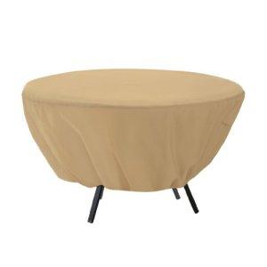 Classic Accessories Terrazzo 58202-EC Housse de Table rectangulaire/Ovale