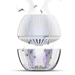 Corwar 2021Newly Bug Zapper, Lampe électrique Anti-moustiques pour la Maison, Lampe Anti-Moustique 2 en 1 Anti-moustiques à LED UV, piège Anti-Moustique et Insecte pour Patio Domestique