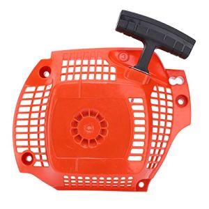 Équipement de jardin de démarreur de traction pour scie à chaîne Husgvarna H435 accessoires de remplacement de démarreur de traction