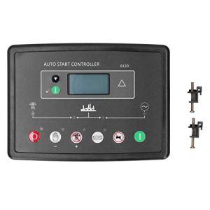 EXID Contrôleur de générateur Portable, contrôleur Automatique de générateur écran LCD Moniteur fréquence Tension Courant Outils DSE6120