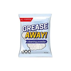 GreaseAway Powder Cleaner3pcs, All-Purpose Magic Cleaning Powder, Kitchen Decontamination Powder Cleaner