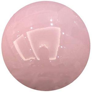 HomDSim. Boule de Miroir en Forme de Globe en Acier Inoxydable Poli et réfléchissant 45 cm de diamètre, pour Un ajout coloré et Brillant à n'importe Quel Jardin ou Maison.