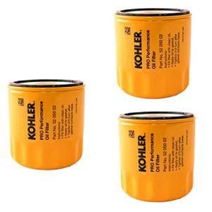KOHLER 52 050 02-S Engine Oil Filter Extra Capacity For CH11 – CH15, CV11 – CV22, M18 – M20, MV16 – MV20 And K582