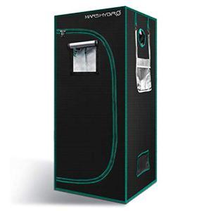 MarsHydro Growbox Mini tente de culture pour culture d'intérieur 70 x 70 x 160 cm