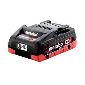 Metabo 625367000 – Bateria tecnologia AIR Cooled Litio 18V LiHD 4,0 Ah