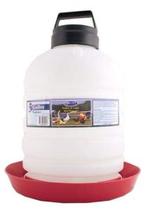 Millside Industries Top Remplir Volaille Fontaine Taille: 5Gallon