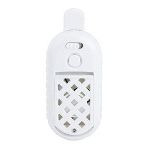 Répulsif ultrasonique de Moustique, 5-12V USB Répulsif de Moustique de Souris d'insecte de ménage Répulsif de Moustique pour l'usage à la Maison d'hôtel de Bureau