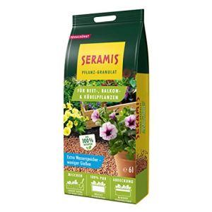 Seramis 734367 Granulés pour Beet, Plante de Balcon & Cuisine Non Remportant
