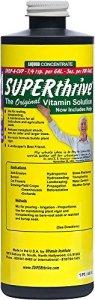 SuperThrive 06-260-025 Supplément alimentaire végétal, Multicolore, 1-pint