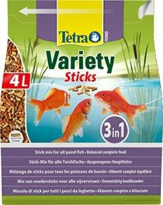 Tetra – 169883 – Pond Variety Sticks – 4 L