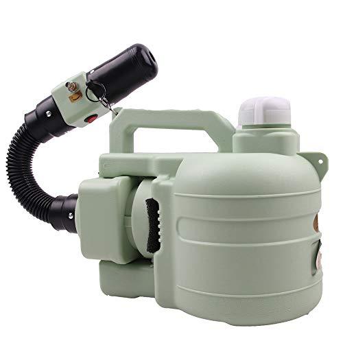 XUMI 5L Pulvérisateur Sac à Dos électrique 50Hz Brumisateur ULV pour Le Supermarché de Bureau Industriel Communautaire à Domicile