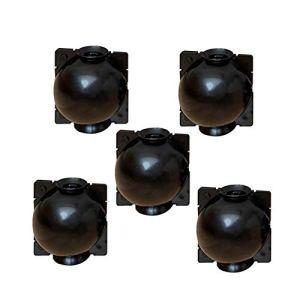5pcs usine Appareil Enracinement, plante racine croissance boîte réutilisable usine Enracinement dispositif usine Enracinement Cultivez Box S 12cm