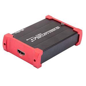 Acai 3,0 HDMI Game Capture Card 1080P 60FPS Portable Recorder Device USB en Temps réel Streaming Media pour Mac Windows Linux système 95x63x22MM