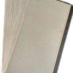 Acorn Abeille Plastique Blanc Bee de cire revêtu profonde Fond de teint