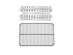 BBQ Future Lot de 1 grille chauffante 40 cm pour grille de cuisson CharBroil 461111811 465133010