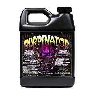 Bundle Green Planet Rezin, Terpinator et Purpinator maximise la résine d'huile, la saveur et les odeurs (Purpinator – 1 l)