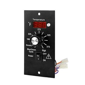 Contrôleur de thermostat numérique compatible avec les grilles à granulés Traeger et fumoir, pièce de rechange pour barbecue