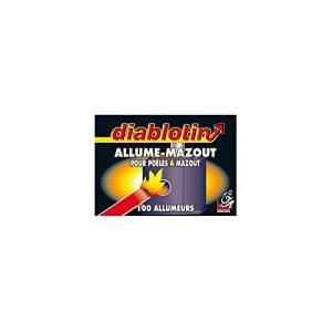 DIABLOTIN ALUM2 Allume-mazout, incolore, Taille unique