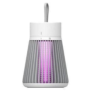 Fenteer Lampe Anti-Moustique UV électrique UV Tueur de Moustique Anti-Insectes Aucune Composition Chimique, sans Poison et sans Pollution