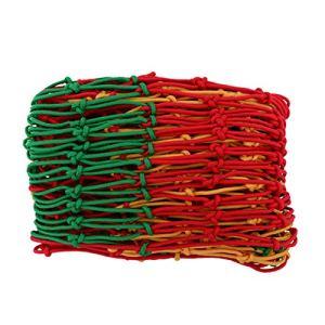 Filet anti-chute Filets de clôture Filet D'escalade Clôture Filet De Camion Lourd Filet De Protection Contre Les Chutes Filet De Sécurité Isolé Maille Taille 10mm * 12cm Filet De (Size:1*5m/3.3*16ft)