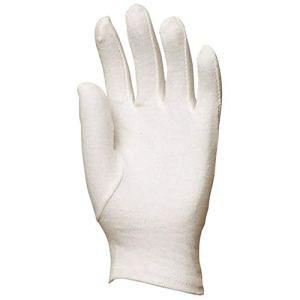 Gants coton cousus Eurotechnique 4150 (Lot de 600 paires)
