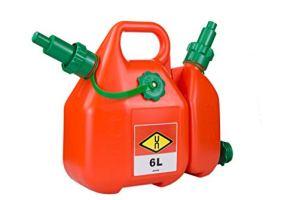 HUSQVARNA Bidon à essence 2,5 l + 6,0 l