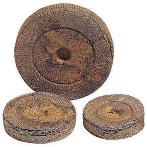 Jiffy Lot de 100 comprimés de tourbe de noix de coco pour semis