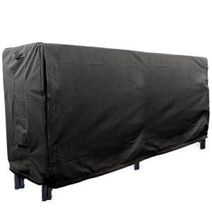 KHOMO GEAR – Housse robuste pour porte-bûches – 2,4 m – Série Panther – Noir